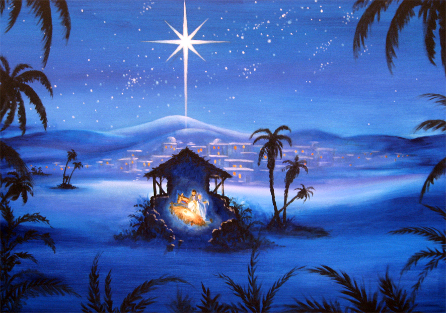 Christmas Eve Candlelight Service                 Dec. 24