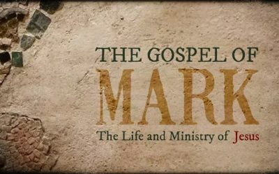 Gospel of Mark Sermon Series