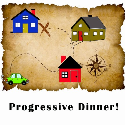 Youth Progressive Dinner    Dec. 14th