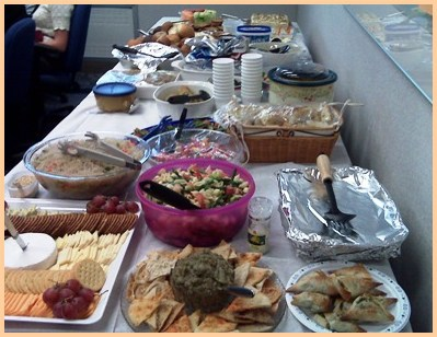 Annual Congregational Dinner & Meeting     Jan. 26th