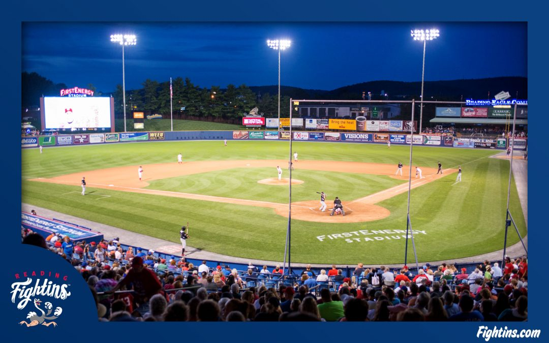 Reading Phillies Game