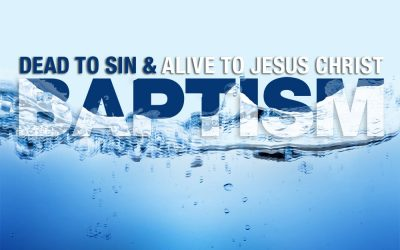 Baptism    August 16th