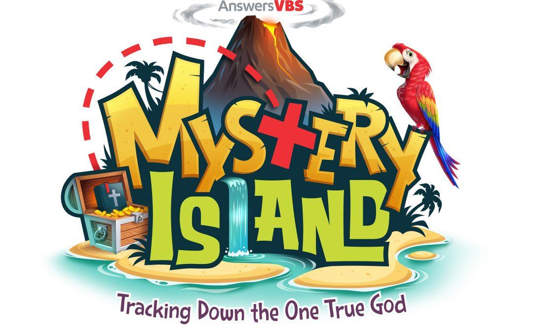 VBS 2020   Mystery Island